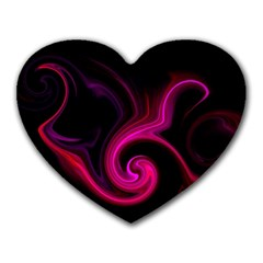 L229 Mouse Pad (heart)