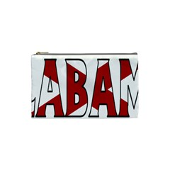 Alabama Cosmetic Bag (Small)