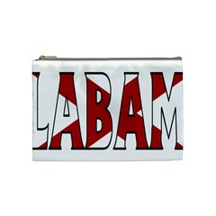 Alabama Cosmetic Bag (Medium)