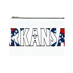 Arkansas Cosmetic Bag (Large)