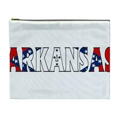 Arkansas Cosmetic Bag (XL)