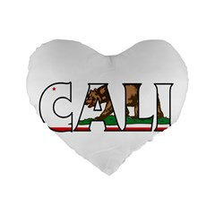Cali 16  Premium Heart Shape Cushion