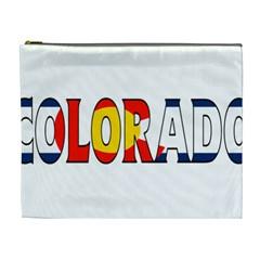 Colorado Cosmetic Bag (XL)