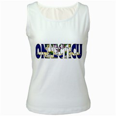 Conn Womens  Tank Top (White)