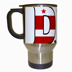 Dc Travel Mug (White)