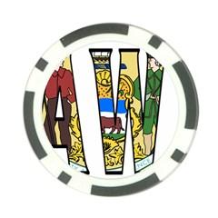 Delaware Poker Chip