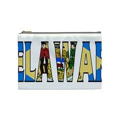 Delaware Cosmetic Bag (Medium)