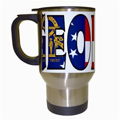 Georgia Travel Mug (White)