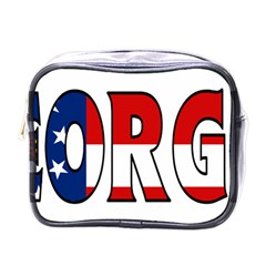 Georgia Mini Travel Toiletry Bag (One Side)