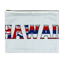 Hawaii Cosmetic Bag (XL)