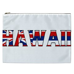 Hawaii Cosmetic Bag (XXL)