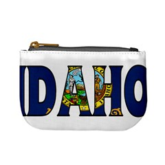 Idaho Coin Change Purse