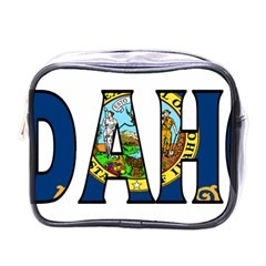 Idaho Mini Travel Toiletry Bag (One Side)