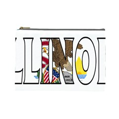 Illinois Cosmetic Bag (Large)