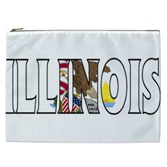 Illinois Cosmetic Bag (XXL)