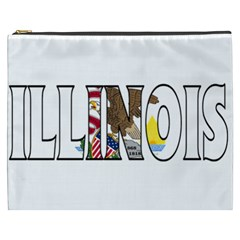 Illinois Cosmetic Bag (xxxl)
