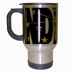 Indiana Travel Mug (silver Gray)