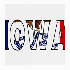 Iowa Glasses Cloth (Medium)