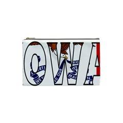 Iowa Cosmetic Bag (Small)
