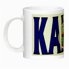 Kansas Glow in the Dark Mug