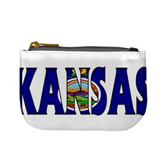 Kansas Coin Change Purse