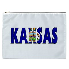 Kansas Cosmetic Bag (xxl)