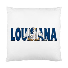 Louisiana Cushion Case (One Side)