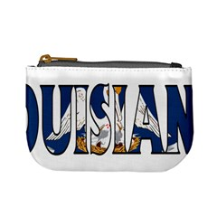 Louisiana Coin Change Purse