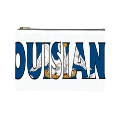 Louisiana Cosmetic Bag (large)