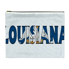 Louisiana Cosmetic Bag (XL)