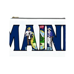 Maine Cosmetic Bag (Large)