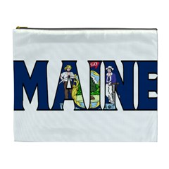 Maine Cosmetic Bag (XL)