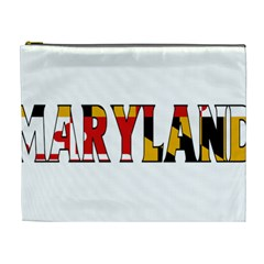 Maryland Cosmetic Bag (XL)