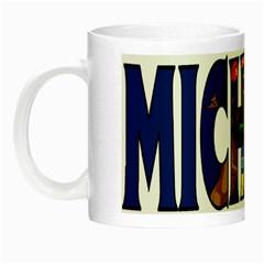 Michigan Glow In The Dark Mug