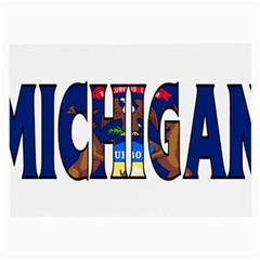 Michigan Glasses Cloth (large)