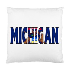 Michigan Cushion Case (One Side)
