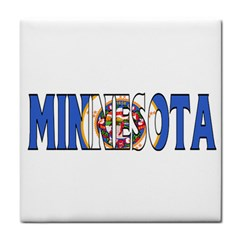 Minnesota Face Towel