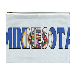 Minnesota Cosmetic Bag (XL)
