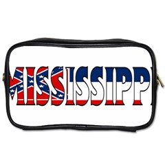 Miss Travel Toiletry Bag (One Side)