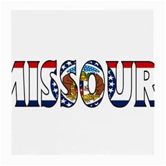 Missouri Glasses Cloth (Medium)