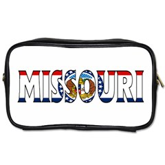 Missouri Travel Toiletry Bag (one Side)