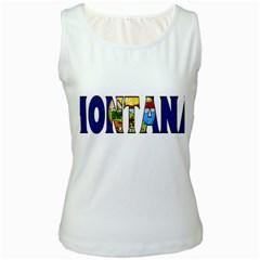 Montana Womens  Tank Top (white)