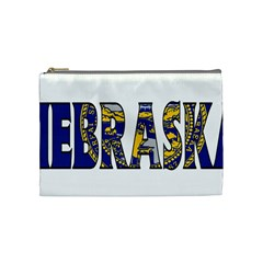 Nebraska Cosmetic Bag (Medium)