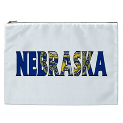 Nebraska Cosmetic Bag (XXL)