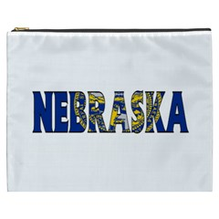 Nebraska Cosmetic Bag (XXXL)