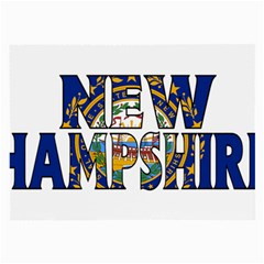 New Hampshire Glasses Cloth (Large)