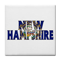 New Hampshire Face Towel