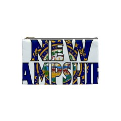 New Hampshire Cosmetic Bag (small)