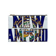 New Hampshire Cosmetic Bag (Medium)
