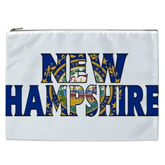 New Hampshire Cosmetic Bag (XXL)